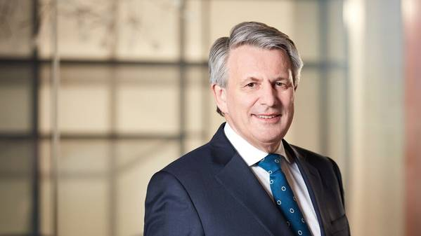 Royal Dutch Shell Chief Executive Ben van Beurden / Image by: Ed Robinson/Shell