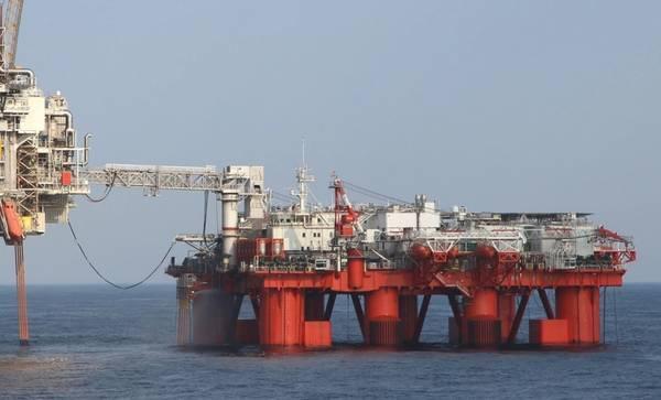 Safe Scandinavia offshore accommodation rig - Credit: Prosafe