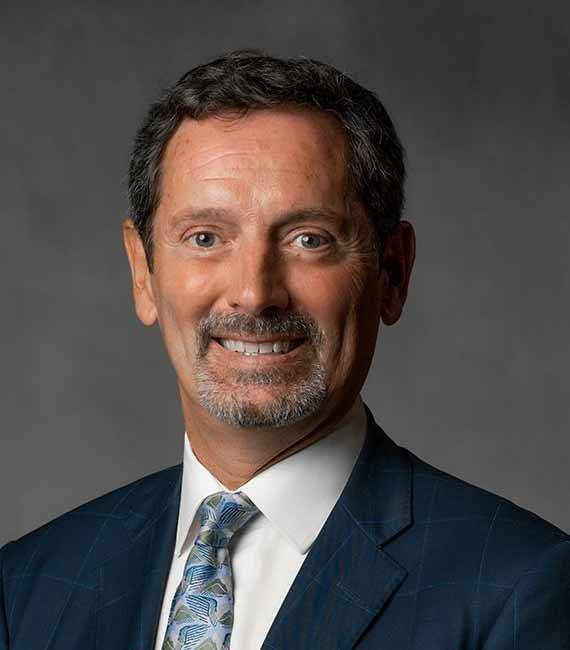 Schlumberger Chief Executive Officer Olivier Le Peuch / Credit; Schlumberger