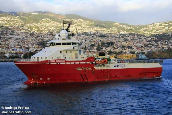 SeaBird's Petrel Explorer vessel - Credit: Rodrigo Freitas/MarineTraffic