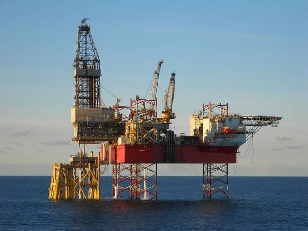 A Seadrill drilling rig - Credit: Seadrill
