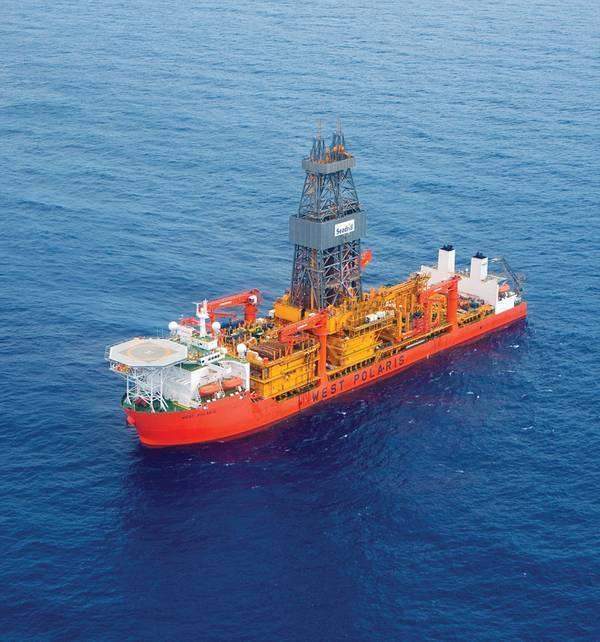 A Seadrill Partners drillship - Credit: Seadrill Partners