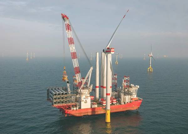 Seajacks's Scylla (Photo: Seajacks)