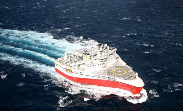 A PGS Seismic Vessel - Credit: PGS