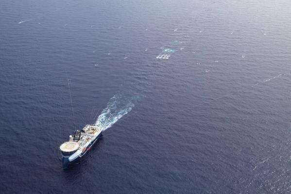 A CGG seismic vessel / Image source: CGG