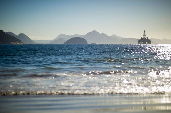 A semi-submersible drilling rig in Brazil - Image by lazyllama/AdobeStock