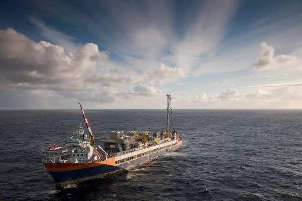 Åsgard A came on stream in 1999. Production is now being extended up to 2031 (Photo: Equinor/Øyvind Hagen)