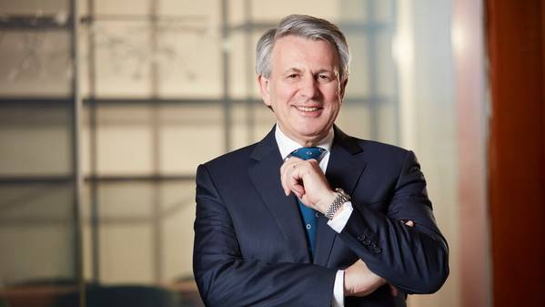 Shell Chief Executive Ben van Beurden  - Image by Ed Robinson/Shell