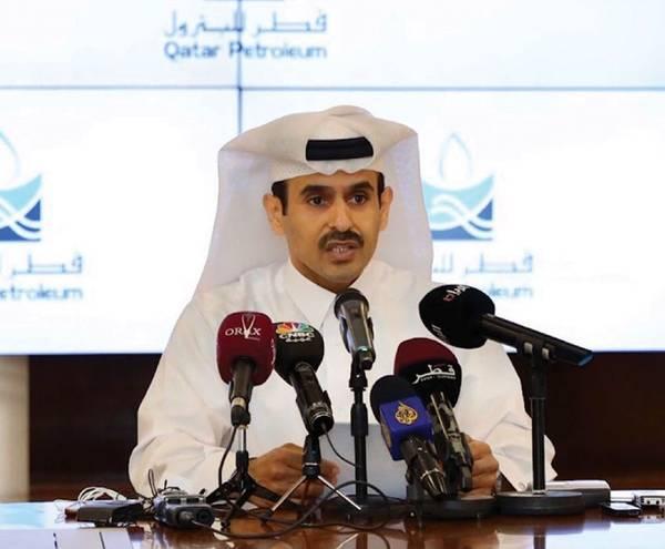 Saad Sherida Al-Kaabi, the Minister of State for Energy Affairs, the President and CEO of Qatar Petroleum (File Photo: Qatar Petroleum)