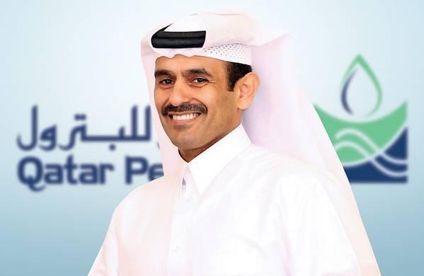 Saad Sherida Al-Kaabi, the Minister of State for Energy Affairs, and President & CEO of Qatar Petroleum (File Photo: Qatar Petroleum)