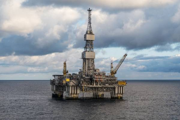 The six-well Fenja field will be developed as a subsea tieback to Equinor's Njord A facilities, 35km to the north east. (Photo: Thomas Sola / Equinor)