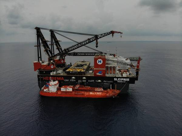 Sleipnir (Photo: Heerema Marine Contractors)