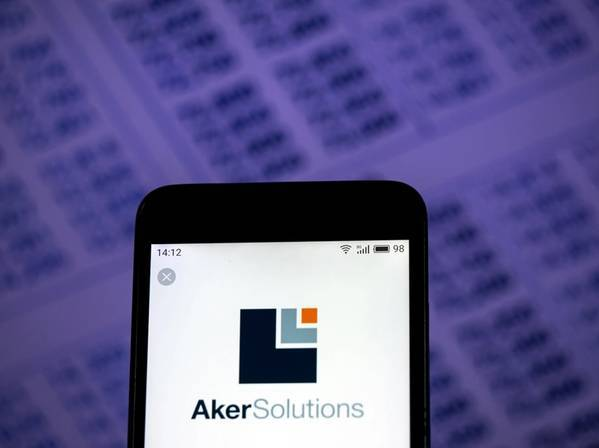 Aker Solutions logo - Image by Игорь Головнёв/AdobeStock