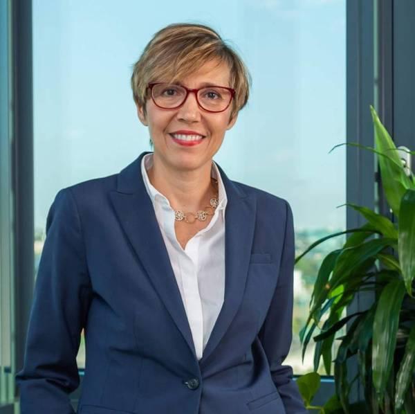 CGG CEO Sophie Zurquiyah/Credit: CGG