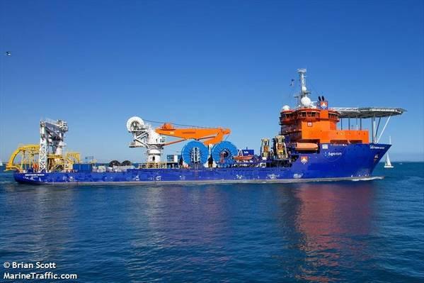 CSV Southern Ocean - Credit: Brian Scott/MarineTraffic.com