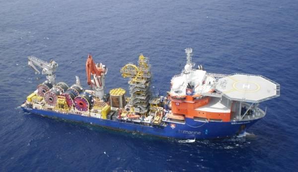 CSV Southern Ocean - Credit: Oceanteam