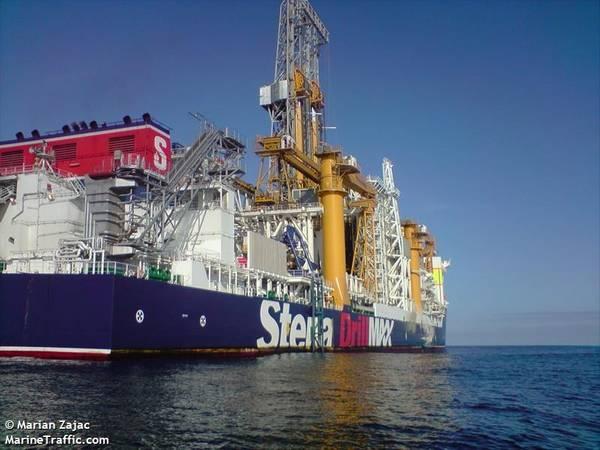 Stena Carron - Image: Marian Zajac/MarineTraffic.com