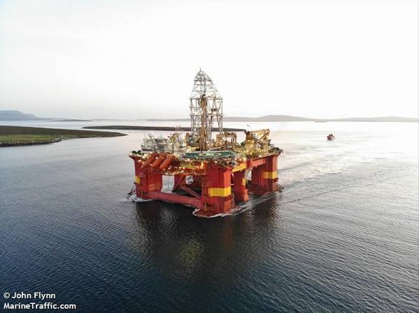 Stena Don - Credit: John Flynn/MarineTraffic.com