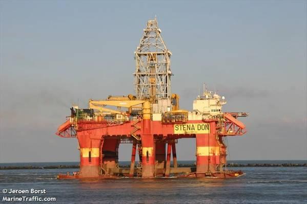 Stena Don - Credit: Jeroen Borst/MarineTraffic.com