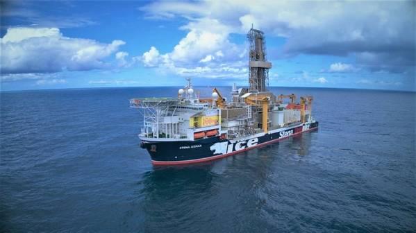 A Stena Drilling rig - Credit: Stena Drilling