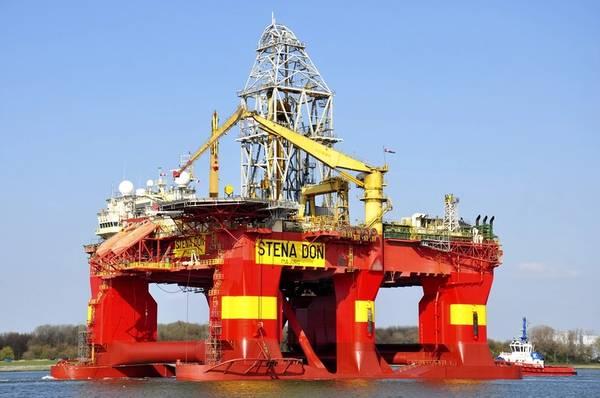 Stena Drilling platform Stena Don (Photo: Royston)