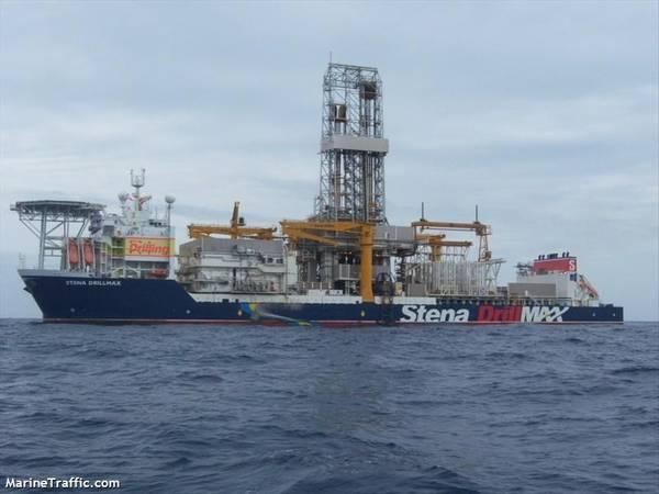 Stena DrillMax drillship - Credit: MarineTraffic.com