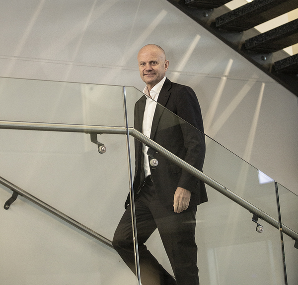Odd Strømsnes, CEO of Ocean Installer (now Havram)