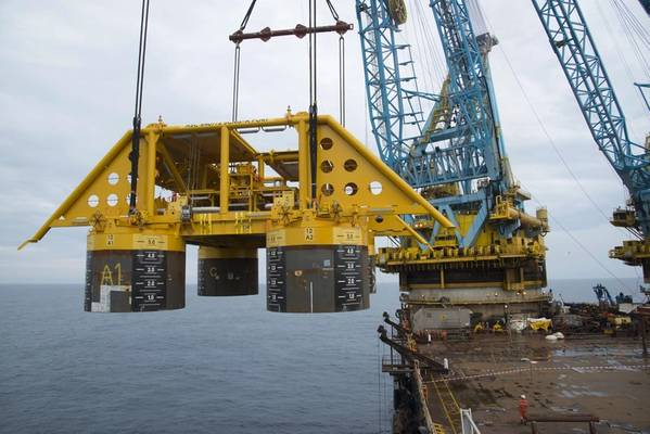 Talent-intensive: an Equinor engineering feat offshore (Photo: Equinor)