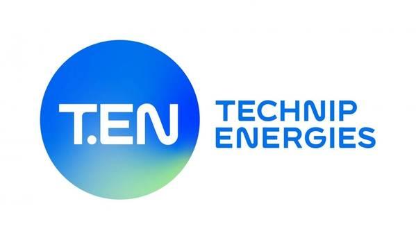 Technip Energies Logo - Credit: Technip Energies