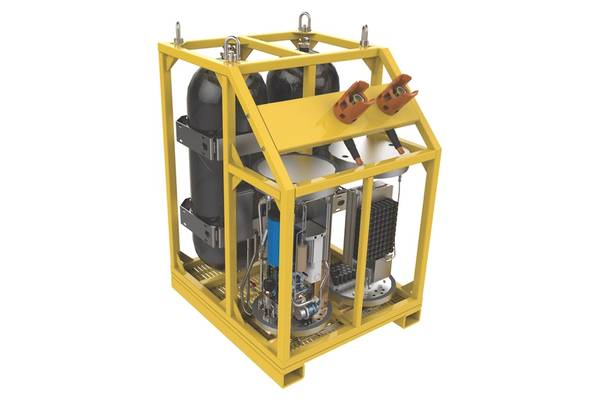 Teledyne Energy Systems, Inc.'s  100 kWh subsea power node (Image: TESI)