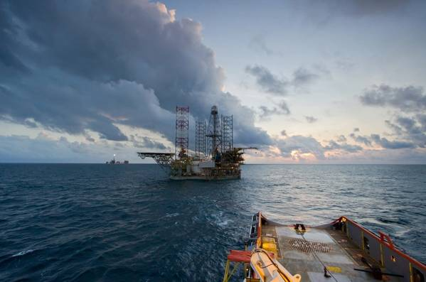 """""""A tender process for the drilling rig is nearing completion, with the requirement for a suitable jack-up rig to be available in the fourth quarter of this year,"""" Carnarvon said. / Illustration only - Credit:  Danial/AdobeStock"""