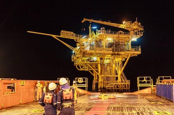 A Gulf of Thailand Platform - Credit: eaumstocker/AdobeStock