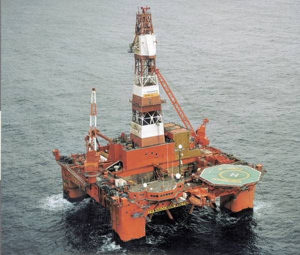 Transocean Arctic (File photo courtesy of Aker BP)