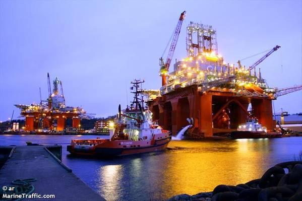 Transocean Barents/ Credit:AR/MarineTraffic.com