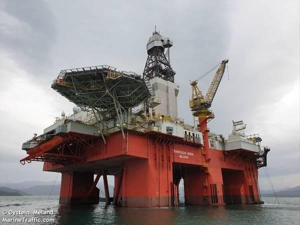 Transocean Norge - Credit: Oystein Meland/MarineTraffic.com