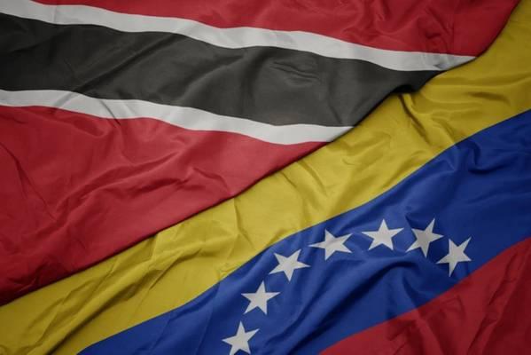 Trinidad & Tobago and Venezuela Flags - Image by luzitanija - Adobe Stock