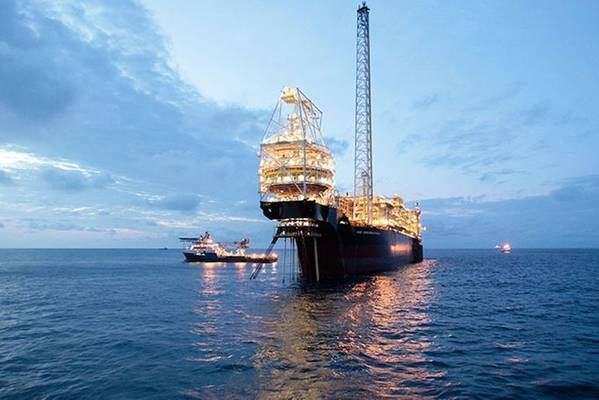 A Tullow Oil FPSO in Ghana - File Photo: Tullow Oil