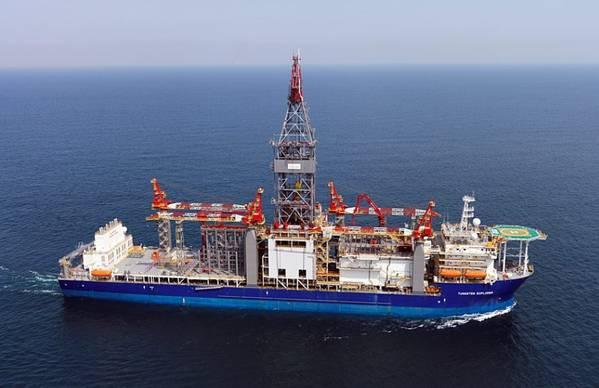 A Vantage Drilling drillship - Credit: Vantage Drilling