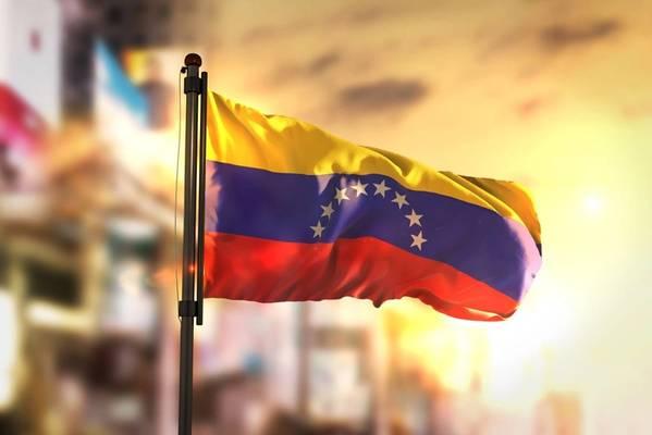 Venezuela Flag - Image by natanaelginting - AdobeStock