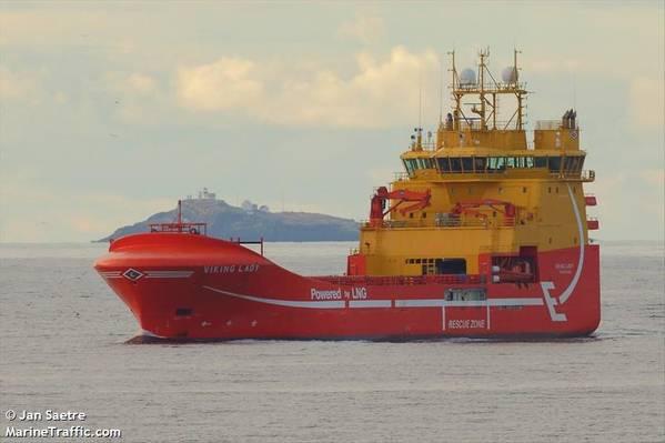 Viking Lady - Credit: Jan Saetre/MarineTraffic