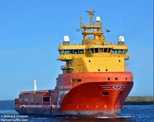 Viking Princess - Image by Richard Simpson - Marine Traffic