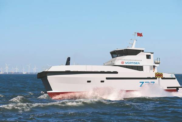WSC's Vortisea wind farm support vessels will initially be offered in two length options: 27 meters and 32 meters. (Image: WSC)