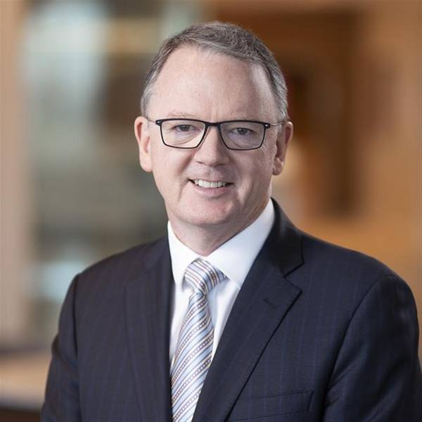 Woodside CEO Peter Coleman (File photo: Woodside)