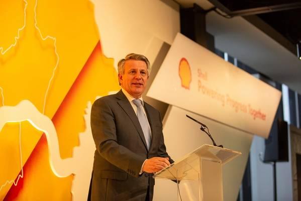 Бен ван Берден (Фото: Shell)