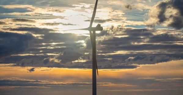 Иллюстрация; Credit MHI Vestas Offshore Wind