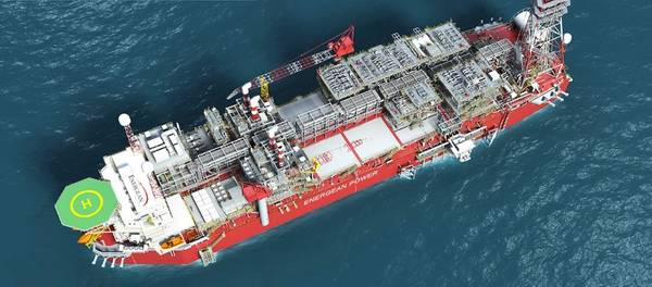 Кариш FPSO (Изображение: Energean Oil & Gas)