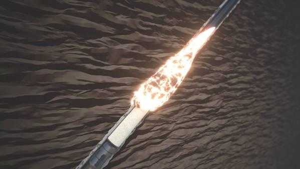 Технология термитного барьера Interwell (Фото: Interwell)