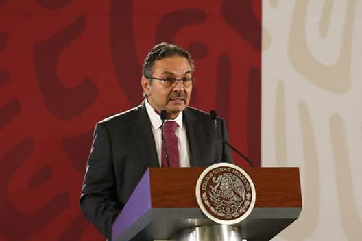 بيتروليوس ميكسيكوس الرئيس التنفيذي أوكتافيو روميرو أوروبيزا (ملف الصورة: PEMEX)