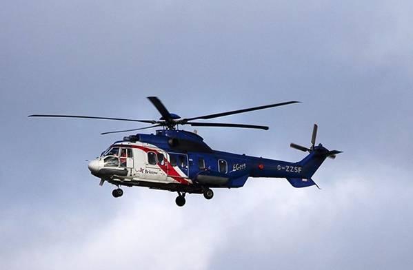 توضيح؛ طائرة هليكوبتر Bristow / صورة كولين غريغوري / فليكر - CC BY 2.0 الترخيص