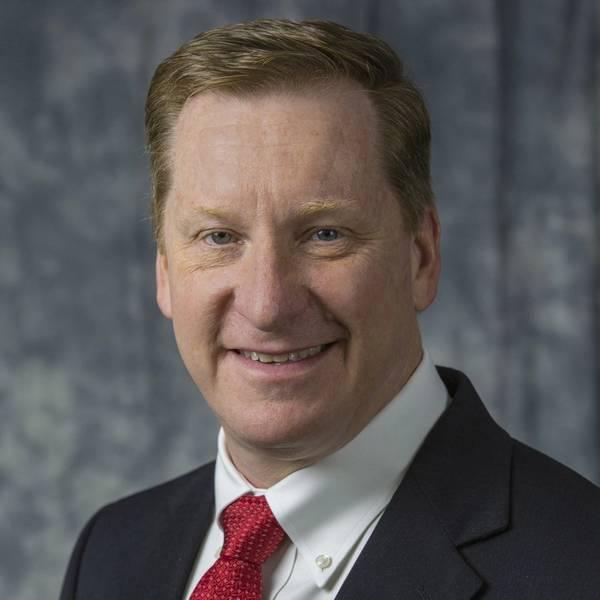 केंट McAllister, अपस्ट्रीम और मिडस्ट्रीम में पूंजी परियोजनाओं के लिए लकड़ी के अध्यक्ष (फोटो: लकड़ी)